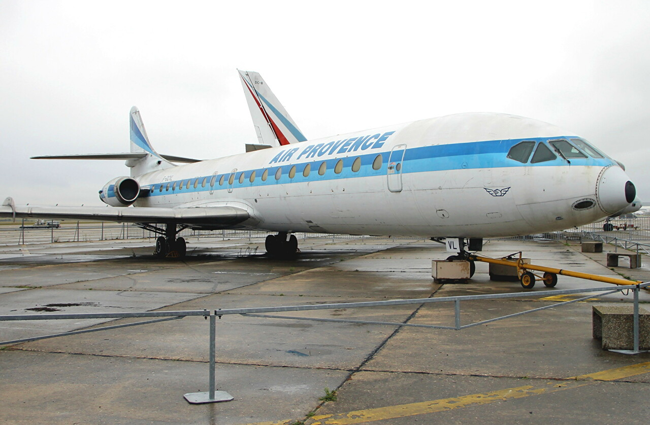 Le Bourget aviation museum