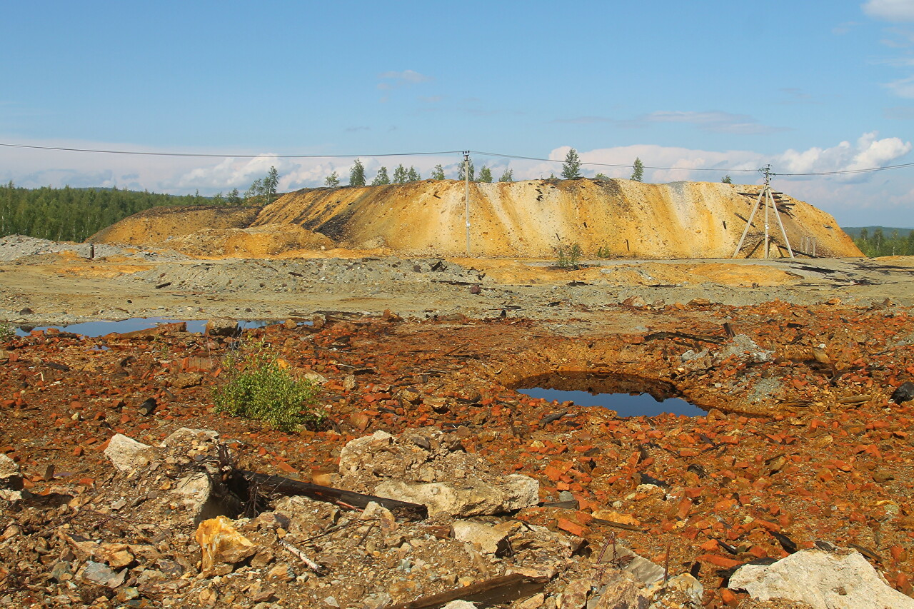Kirovgrad-Levikha Mines
